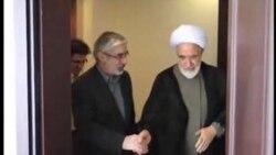 انتقاد مطهری از ادامه بازداشت خانگی موسوی و کروبی