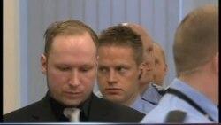挪威枪手曾打算将前首相砍头