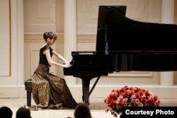 Pianis Melissa Catherine - (courtesy Carnegie Hall /Sienny Debora)