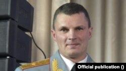 Генерал-майор Вячеслав Гладких