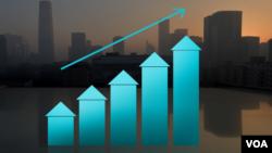 中國城市房價連年飛漲,百城(100座城市)房價指數按面積計算已經遠遠超過人均GDP相當於中國700倍的美國。