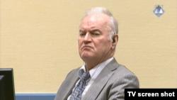 Ratko Mladić, arhivska fotografija