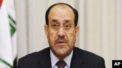 عراقی وزیرِ اعظم نوری المالکی
