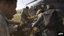 Avganistanski i američki vojnici u Avganistanu