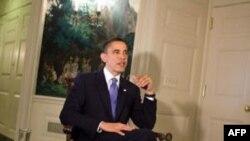 ABŞ lideri neft axıntısına dair yeni komissiya təsis edib