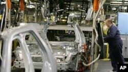 Xưởng sản xuất của hãng xe Ford ở Chicago, Hoa Kỳ