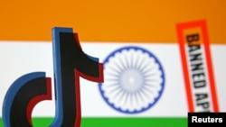 印度禁用抖音海外版等上百个中国手机应用程序(路透社2020年7月2日)