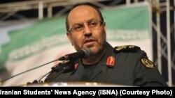 호세인 데흐칸 이란 국방장관 (자료사진)
