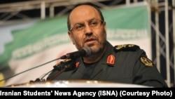 호세인 데흐칸 이란 국방장관. (자료사진)