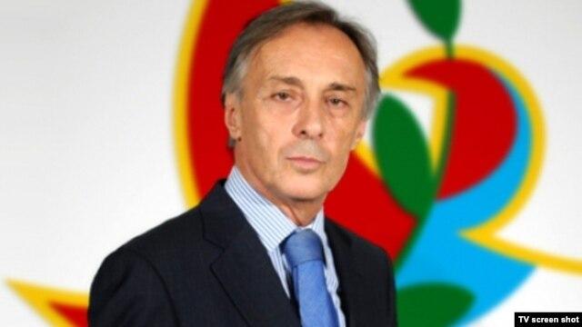 Kandidat za predsednika Crne Gore Miodrag Lekić