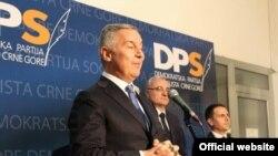 Kandidat DPS-a za predsjednika Crne Gore Milo Đukanović (rtcg.me)