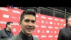 """Pencak Silat di Karpet Merah Pemutaran Film 'The Raid 2"""" Sundance Film Festival, Utah"""