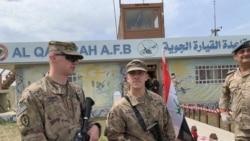 Nouvelle réduction des effectifs des soldats américains en Irak