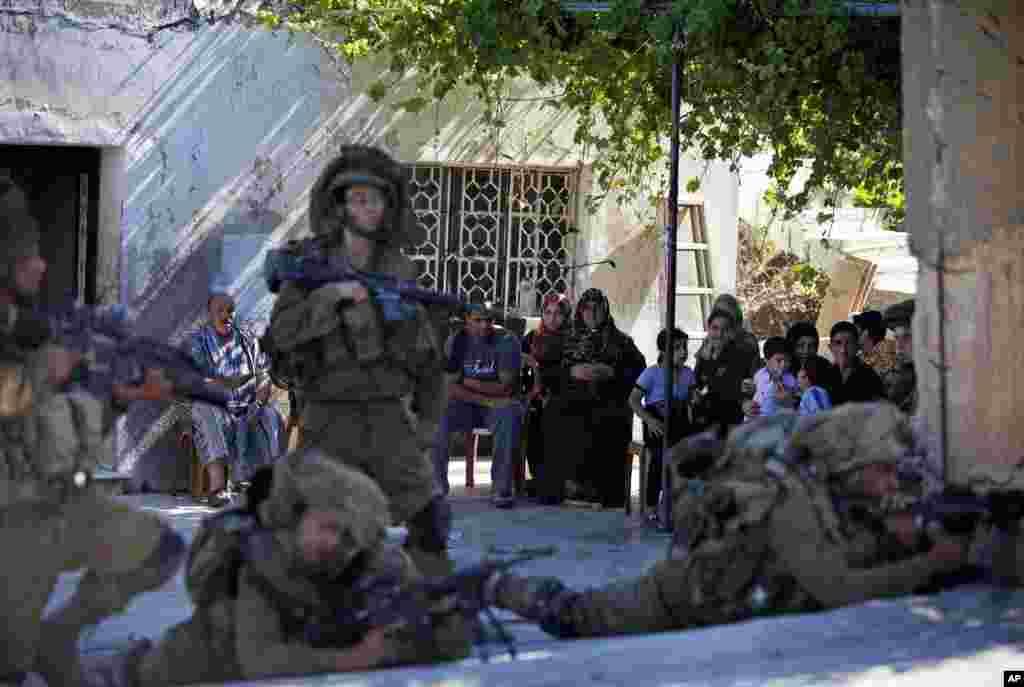 Операція у місті Хеврон.
