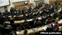 ၇၂ ႀကိမ္ေျမာက္ ကုလသမဂၢ အေထြေထြညီလာခံ တတိယေကာ္မတီအစည္းအေ၀း (UN TV)