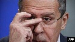 Міністр закордонних справ Росії Сергій Лавров
