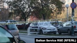 Napad na automobil sarajevskih policajaca