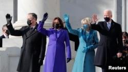 美国观察(2021年1月21日)