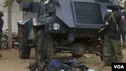 Anggota sekte radikal Boko Haram sering melakukan tindak kekerasan terhadap warga sipil (foto: dok.)