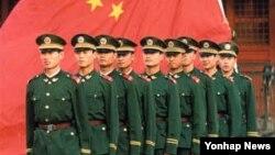 중국 인민해방군(자료사진)