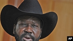 Salva Kiir (file photo)
