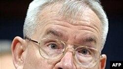 Giám đốc Cơ quan Tình báo Quốc phòng, Thượng tướng Ronald Burgess