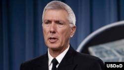 美軍太平洋司令部司令洛克利爾