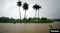 CUBA - Subtropical Storm Alberto