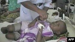 Provat me vaksinën kundër malaries, rezultate premtuese