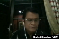 Kepala Pusat Kerukunan Umat Beragama (PKUB) Kementerian Agama, Dr Nifasri. (Foto: VOA/Nurhadi Sucahyo)