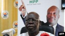 Salif Diallo, terpilih ketua Majelis Nasional Burkina Faso (30/12).