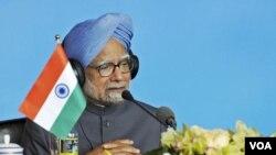 Perdana Menteri India Manmohan Singh. (foto: dok)