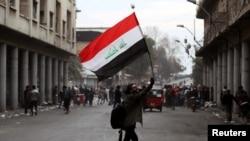 عراق میں پرتشدد مظاہروں کے دوران 400 سے زائد افراد ہلاک ہو چکے ہیں۔