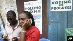 尼日利亞選舉官員