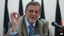 مدت ماموریت یان کوبیش در افغانستان بزودی به پایان می رسد