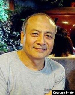 北京国际关系学院教授李泮池 (李泮池本人提供)