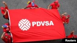 Trabajadores de la estatal petrolera PDVSA habrían solucionado un problema de derrame derivado del sabotaje a una planta petrolera.