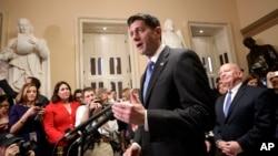 Paul Ryan, Umukuru w'inama nshingamateka