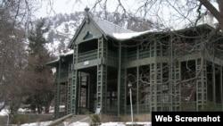 Bangunan bersejarah di Ziarat, Baluchistan, tempat tinggal Mohammad Ali Jinnah (pendiri negara Pakistan) sebelum meninggal dunia tahun 1948 (Foto: dok). Militan Pakistan meledakkan rumah bersejarah ini dalam serangan hari Sabtu (15/6).