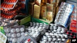 Liberia tìm cách giải quyết vấn đề thuốc giả