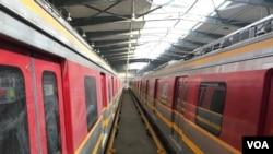 لاہور کی اورنج لائن میٹرو ٹرین کا افتتاح