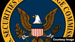 美国证券交易委员会徽标