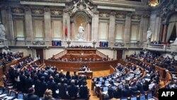 Portugalski parlament tokom današnjeg glasanja o budžetu