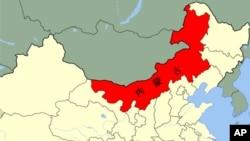 內蒙古地圖