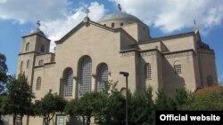 Grčka pravoslavna crkva Sveta Sofija u Vašingtonu.