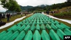 Srebrenitsa'da Boşnak Soykırımından Hollanda Sorumlu