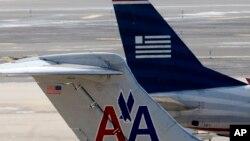 American Airlines y US Airways querían fusionarse y crear la mayor compañía de aerolíneas del mundo.