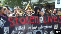 Полиция США учится справляться с демонстрантами
