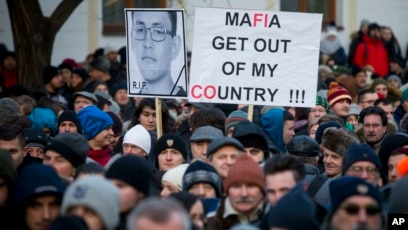 Journalist s Death Spins Slovakia into Political Crisis 1ddcdcfe00a