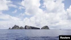 釣魚島/尖閣諸島(資料照片)